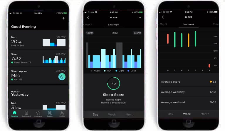 Découvrez withings sleep analyzer une excellente solution incognito pour surveiller le sommeil - Review: Withings Sleep Analyzer, une solution simple et non portable qui fonctionne simplement
