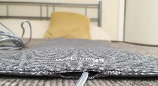 Review: Withings Sleep Analyzer, a non-wearable, simple solution that just works